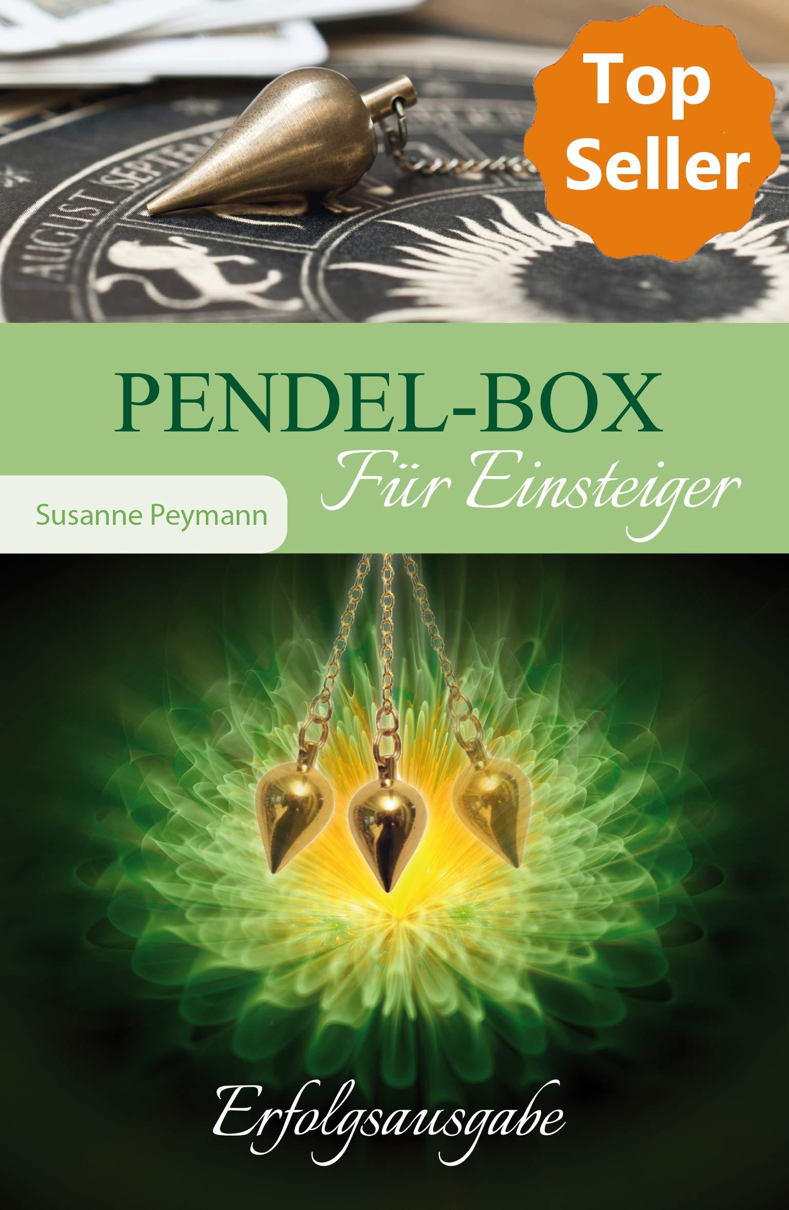 Pendel Box. Für Einsteiger  Set Mit Buch Und Messingpendel