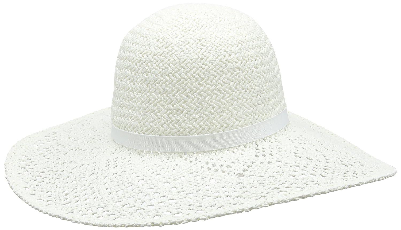 Dorothy Perkins Floppy, Sombrero para Mujer, Blanco (White 190) Talla única: Amazon.es: Ropa y accesorios