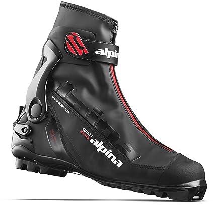 Amazoncom Alpina Sports Ask Skate Cross Country Skate Ski Boots - Alpina skate ski boots