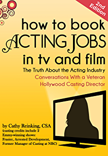 Breaking into acting for dummies kindle edition by larry garrison how to book acting jobs in tv and film second edition fandeluxe