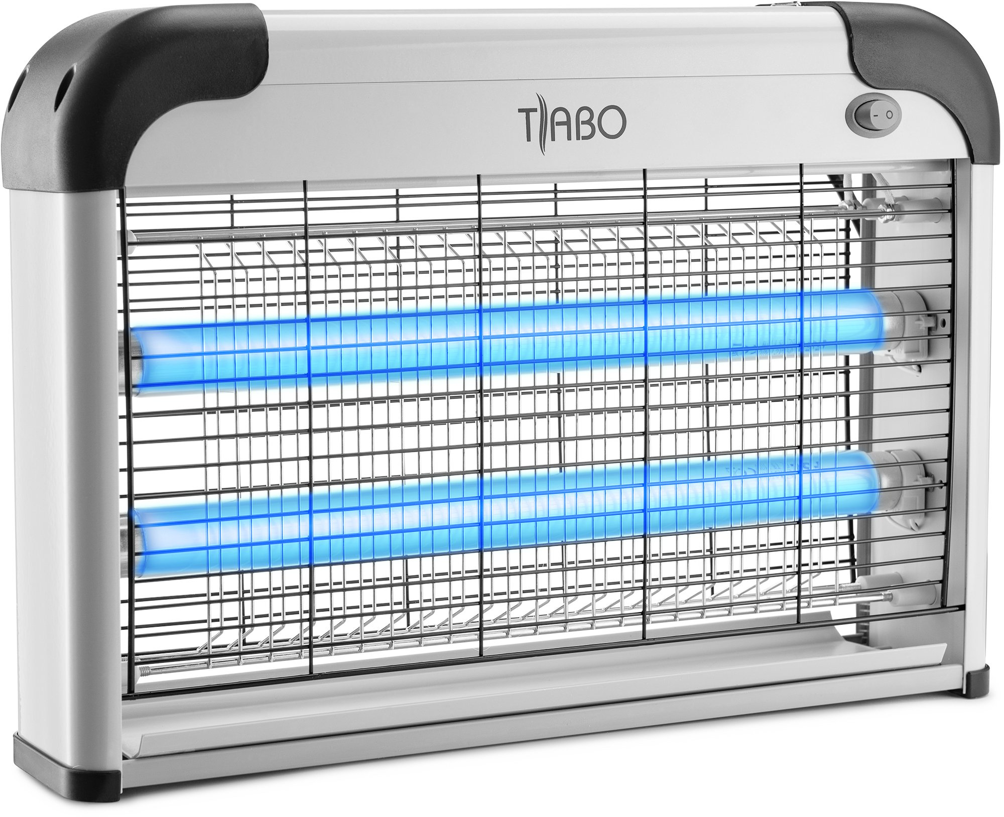 Tiabo Bug Zapper Indoor Insect Killer Electronics Mosquito, Fly, Bug or Any Pest Killer Zapper 20W Bulbs for Indoor Use