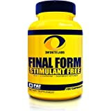 Infinite Labs Final Form Capsules, Advanced Metabolic Optimizer + Weight Managment - 50 Servings (100 Capsules)