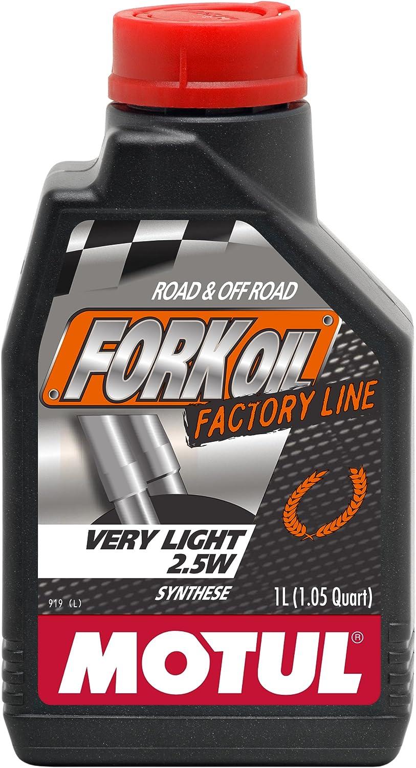 Motul 101133 Very Light Fork Oil Factory Line Auto