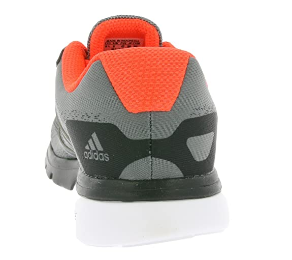 7806b2def95 adidas Turbo 3.1 Mens Running Trainer Shoe Grey Red - UK 9  Amazon.co.uk   Shoes   Bags