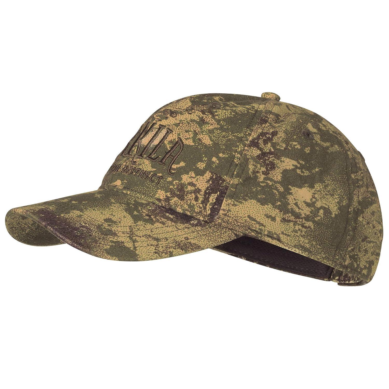 Outdoorkappe H/ärkila Modi Camo Jagdcap AXIS MSP/® Forest Green Jagdkappe