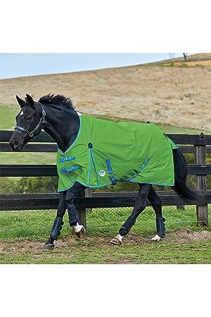 Grey Plaid Weatherbeeta Comfitec Premier Free Lite Horse Rug Neck Cover