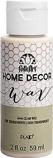 product image for FolkArt acrylic paint, 2 oz, Clear Wax 2 Fl Oz