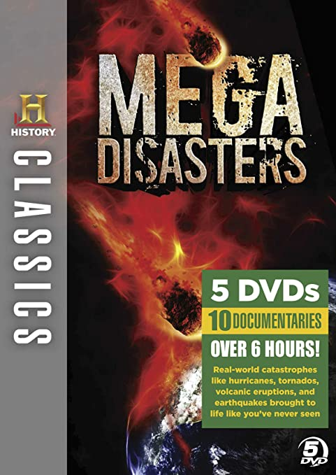 Amazon.com: History Classics: Mega Disasters [DVD]: Various, The ...