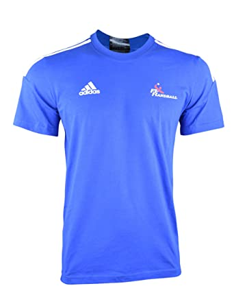 Equipe Bleu Adidas Xxxl T Shirt De France PiwOkuTlXZ
