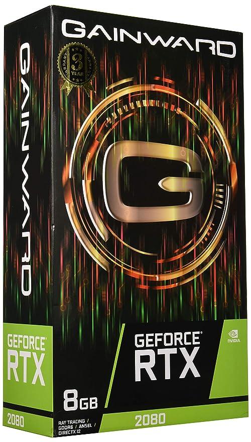 Gainward 426018336-4207 - Tarjeta gráfica (GeForce RTX 2080 ...