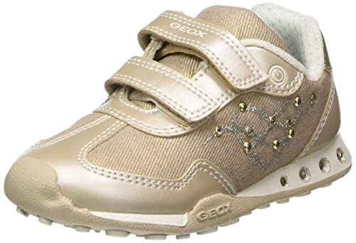 DSneakers Geox Jocker New Fille Basses Jr 3Aj54RL