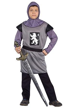 FIORI PAOLO - Disfraz caballero medieval niño M (5-7 anni ...