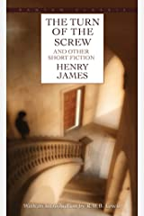 The Turn of the Screw and Other Short Fiction (Classics S) Paperback
