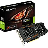 Gigabyte Geforce GTX 1050 Windforce OC 2GB GDDR5 128 Bit PCI-E Graphic Card (GV-N1050WF2OC-2GD)