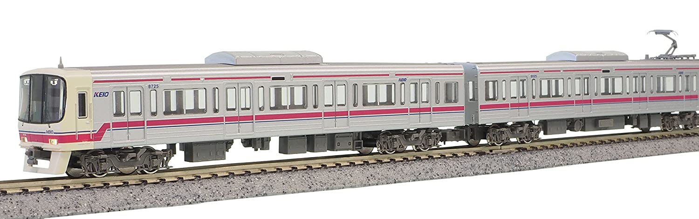 グリーンマックス Nゲージ 京王8000系  8725編成 8両編成セット  動力付き  30690 鉄道模型 電車 B074DVRZT8