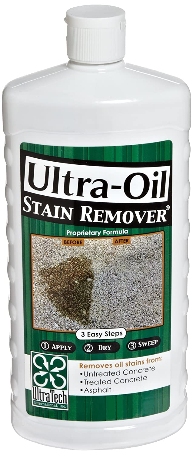 UltraTech 5237 Ultra-Oil Industrial Stain Remover, 32 oz Bottle