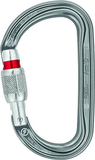 PETZL AmD Screw Lock Carabiner - SS21