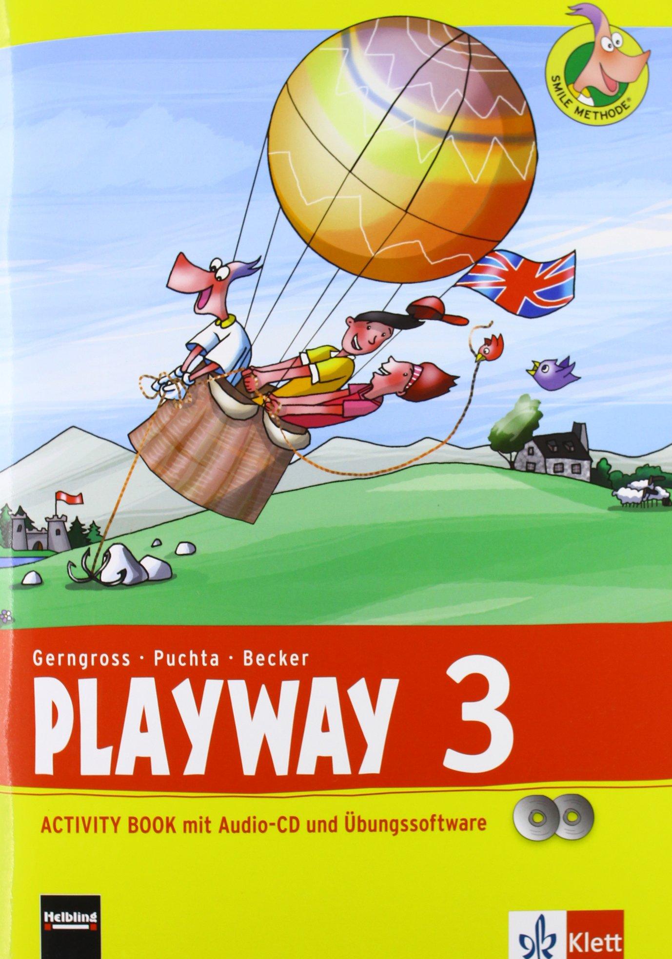 Playway 3. Ab Klasse 3: Activity Book mit Audio-CD und CD-ROM Klasse 3 (Playway. Für den Beginn ab Klasse 3. Ausgabe ab 2013)