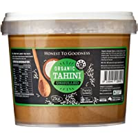Honest to Goodness, Organic Tahini Unhulled, 2kg