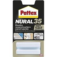 Pattex Nural 35, masilla reconstructora de metales, color