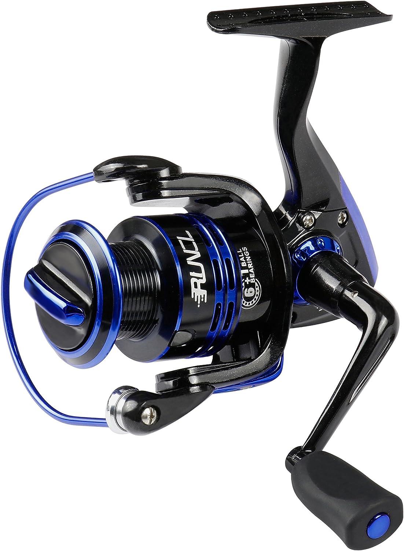 runcl Spinning Carrete Keen y # x2160; 3000, carrete de pesca con ...