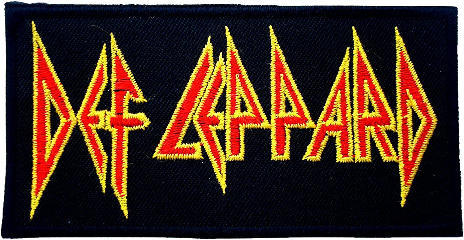 AC DC ACDC Songs Music Band t Shirts Logo MA07 iron on Patches by MartOnNet Music Patch