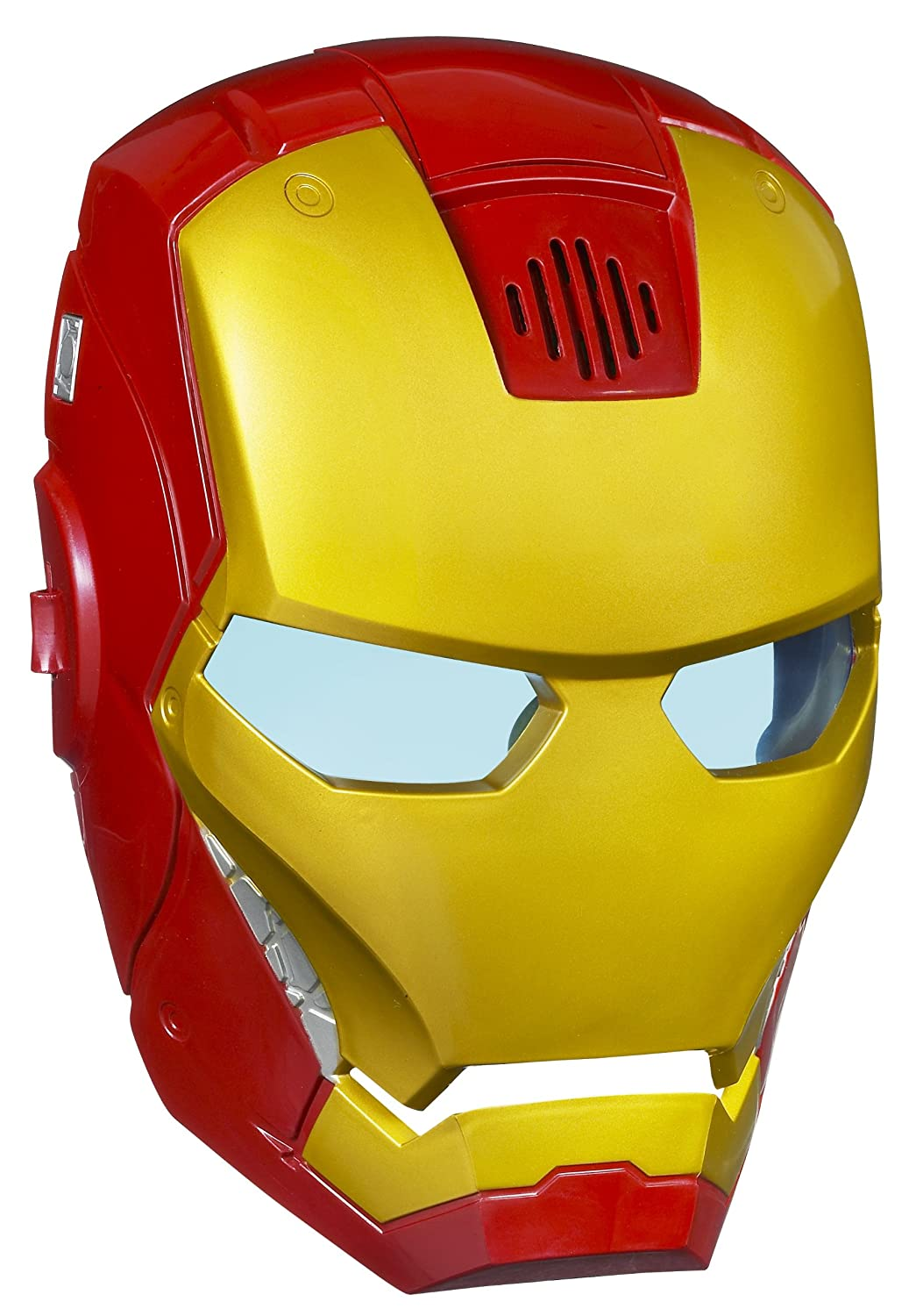 Marvel The Avengers Iron Man Mission Mask Accessory