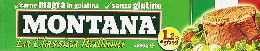 5 opinioni per Montana- La Classica Italiana, Carne
