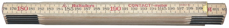 Hultafors Holzgliedermassstab 559 mm 101804 559210 2 m