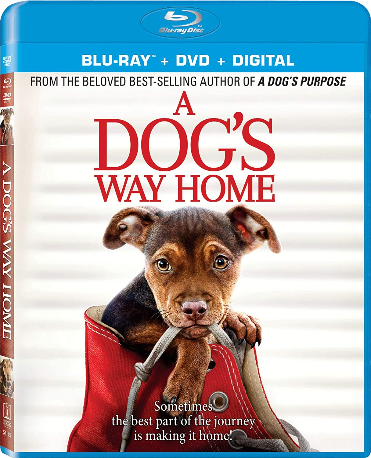 A Dog's Way Home [Blu-ray]