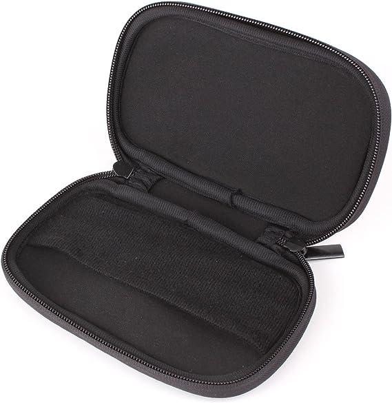 DURAGADGET Estuche Negro De Espuma De Memoria para Sony PSP Go / E1000: Amazon.es: Electrónica