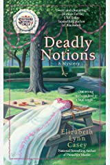 Deadly Notions (Southern Sewing Circle Mystery Book 4) Kindle Edition