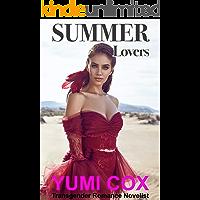 SUMMER LOVERS: A Transgender Romance Novel book cover