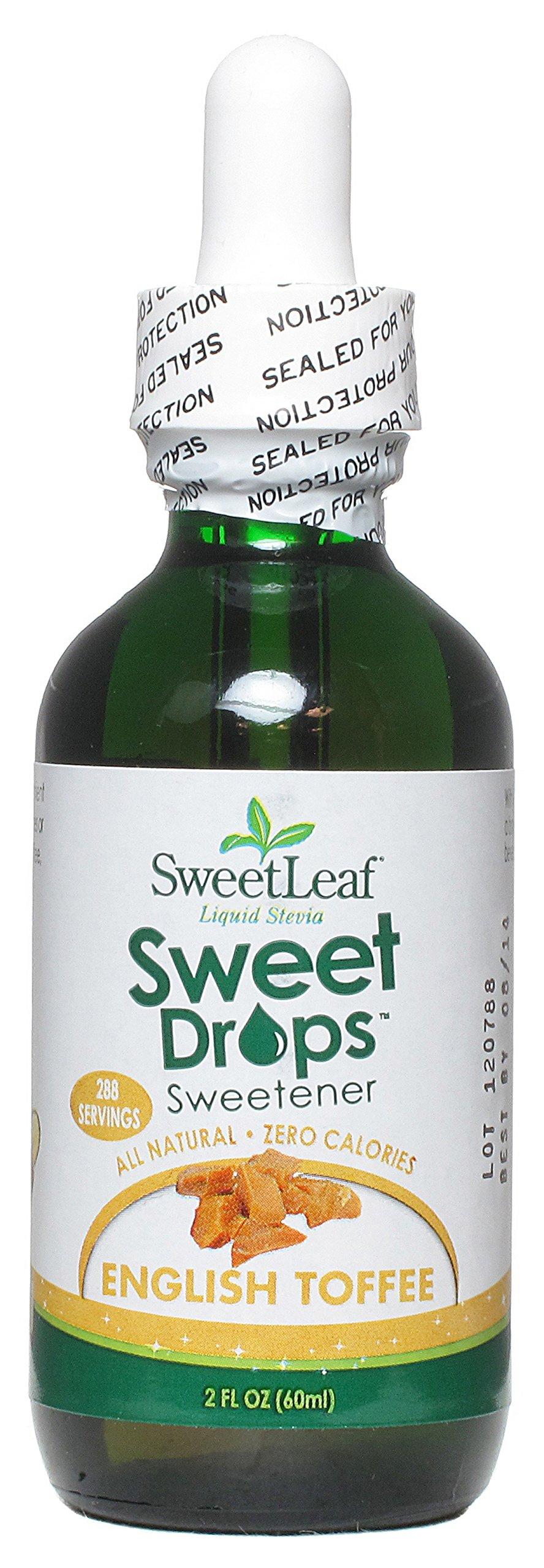 Sweetleaf Stevia Stevia Liq Toffee