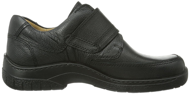 Jomos Feetback, Mocasines para Hombre, Negro, 39 EU: Amazon.es: Zapatos y complementos