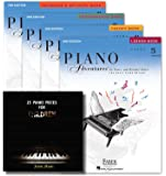 Faber Piano Adventures Level 2A Learning Library Set Lesson,Theory, Performance, Technique & Artistry Books and Juliet Music Ebook