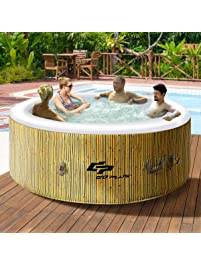 hot outdoor tub pool ideas privacy wherever design