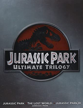 Jurassic Park Ultimate Trilogy [Reino Unido] [DVD]: Amazon.es: Cine y Series TV