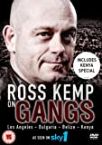 Ross Kemp On Gangs - Los Angeles – Bulgaria – Belize - Kenya [DVD]