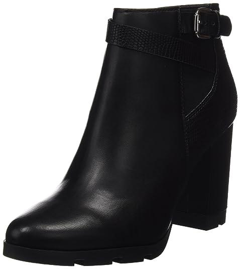 Mariamare Mily B, Botines Mujer, Negro (Lotus Negro/Liz Negro), 35 EU: Amazon.es: Zapatos y complementos