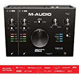 M-Audio AIR 192|8 - 2-In 4-Out USB Audio / MIDI Interface with Recording Software from Pro-Tools & Ableton Live