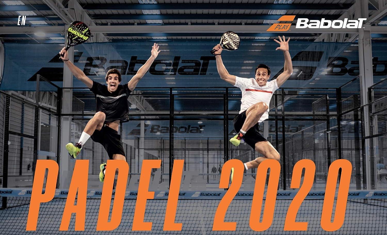 Pala Padel Babolat Defiance Carbon 2018: Amazon.es: Deportes y ...