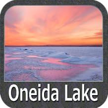 Oneida Lake Gps Map Navigator