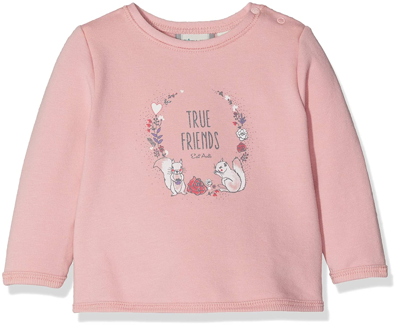 Sanetta Baby M/ädchen Sweatshirt Sweatshirt