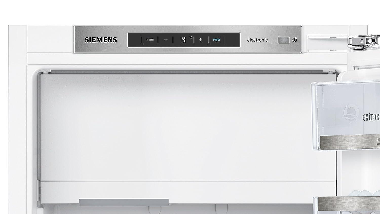 Siemens Kühlschrank Vollintegrierbar : Siemens ki22lef40 kühlschrank kühlteil 109 l gefrierteil 15 l