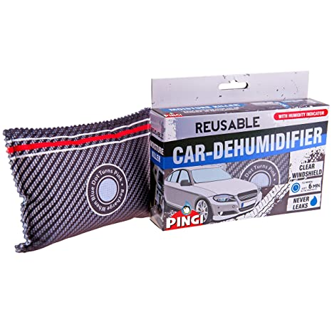 Pingi car dehumidifier reduran special hand cleaner