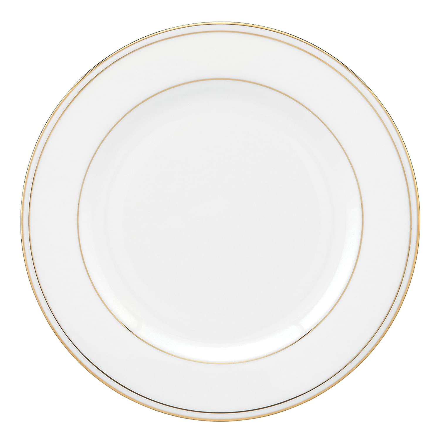 White Lenox Federal Gold 3-Piece Place Setting