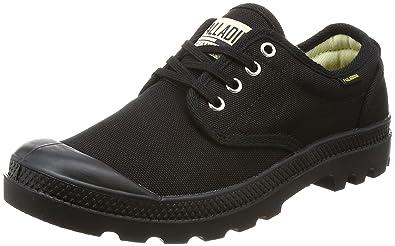 PAMPA OX ORIGINALE - Sneaker low - black N1efnB