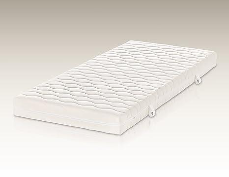 Hüsler Nest Colchón de látex Natural Universal 2 Flex 15 cm, colchón de Látex Natural