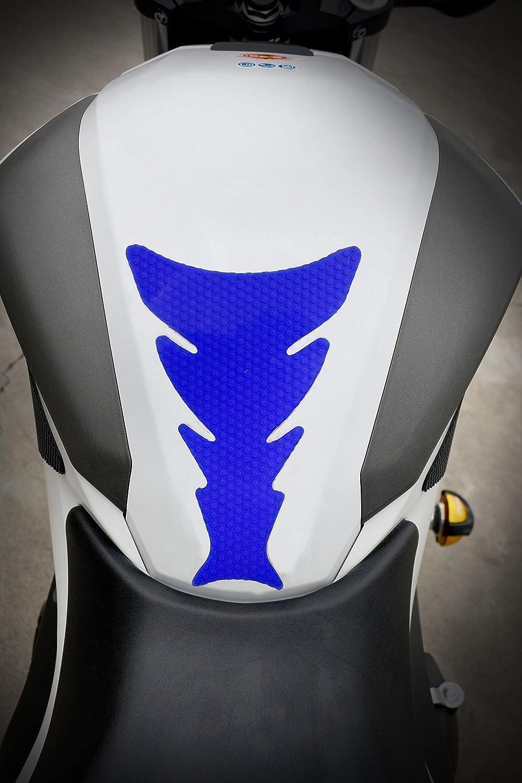 NEX Performance Motorcycle Tank Pad Protector Universal Blue